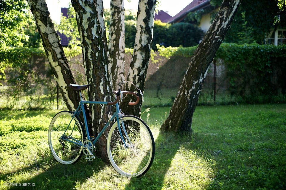 Vojta's Commuter (09M Light Blue)